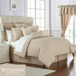 Charlize Gold Comforter Set