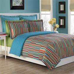 Taos Quilt Set Multi Bright