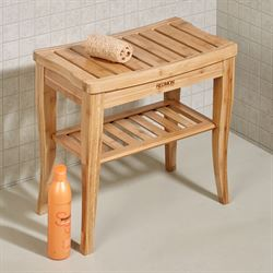 Bamboo Element Bench Seat Natural