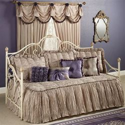 Baroness Daybed Set Dark Beige Daybed