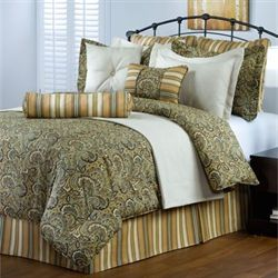 Park Place Comforter Set Multi Warm