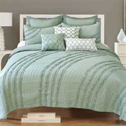 Arch Quilt Spring Green