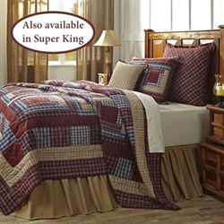 Finley Quilt Set Multi Warm
