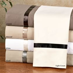 Kiley Cotton Sateen Sheet Set