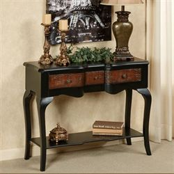 Barnard Console Table Black