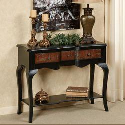 Barnard Console Table Black