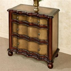 Kenilworth Cabinet with Drawers Natural Cherry