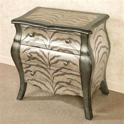 Palash Bombe Chest Platinum Gray