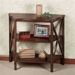 Tolleson Console Table Regal Walnut