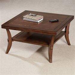 Hancock Coffee Table Regal Walnut