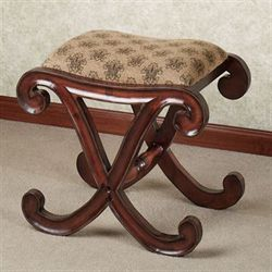Saverne Accent Bench Regal Walnut