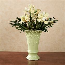Ramona Table Vase Spring Green