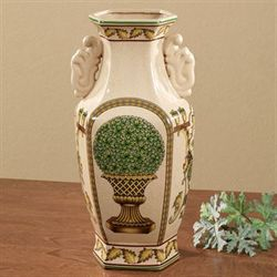 Topiary Table Vase Almond