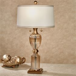 Havilah Table Lamp Champagne