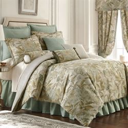 Antibes Comforter Set Natural