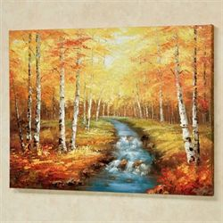 Natures Wonder Wall Art Multi Warm