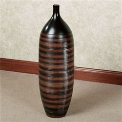 Valen Floor Vase Multi Warm