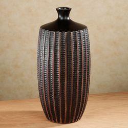 Kaison Table Vase Espresso