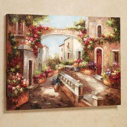 Early Spring Canvas Art Multi Jewel