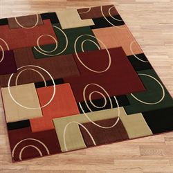 Cha Cha Rectangle Rug Onyx
