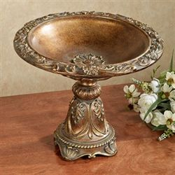 Giacinta Decorative Centerpiece Bowl Gold/Bronze