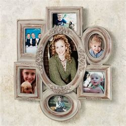 Collage Wall Photo Frame Dark Beige