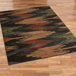 Abilene Lodge Rectangle Rug Multi Warm