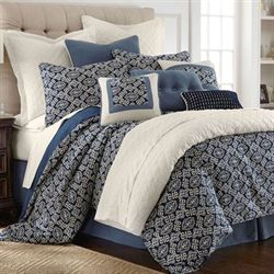 Monterrey Duvet Cover Set Midnight