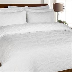 Paisley Lace Coverlet