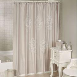 Regal Shower Curtain Beige 70 x 72