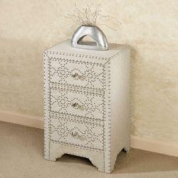 Balino Storage Cabinet Beige