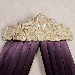 Natasha Wall Teester Bed Crown