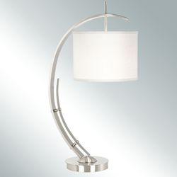 Vencilli Arc Table Lamp Nickel