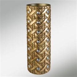 Layley Decorative Vase Gold