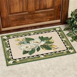 Magnolia Accent Rug Multi Earth 2 x 3