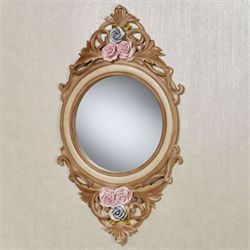 Emmalynn Rose Wall Mirror Multi Pastel