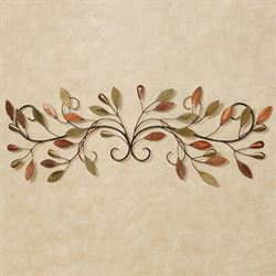 Gentle Breeze Wall Topper Multi Metallic