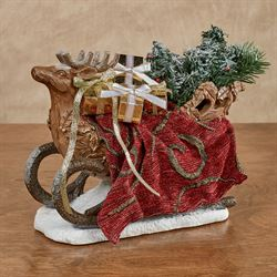 Reindeer Sleigh Accessory Multi Warm