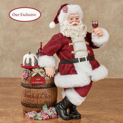 Santas Classic Vintage Clothtique Multi Warm