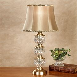 Winfield Table Lamp Champagne Bronze Each with LED Bulb