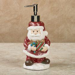 Nicholas Lotion Soap Dispenser Red