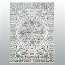Alturas Rectangle Rug Off White