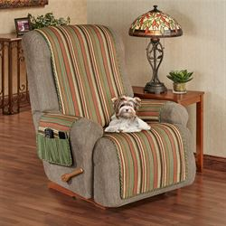 Riverpark Furniture Cover Multi Warm Recliner/Wing Chair