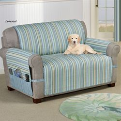 Clearwater Furniture Cover Multi Cool Loveseat