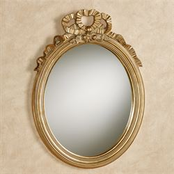 Tierra Wall Mirror Gold