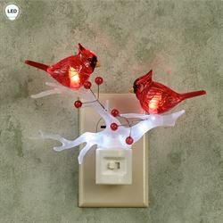 Cardinal LED Nightlight Red
