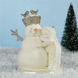Youre My King Snowbaby Figurine Ivory