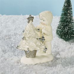 Oh Christmas Tree Snowbaby Figurine Ivory