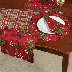 Kellyn Table Runner Red 14 x 51