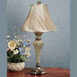Aleisha Table Lamp with CFL Bulb